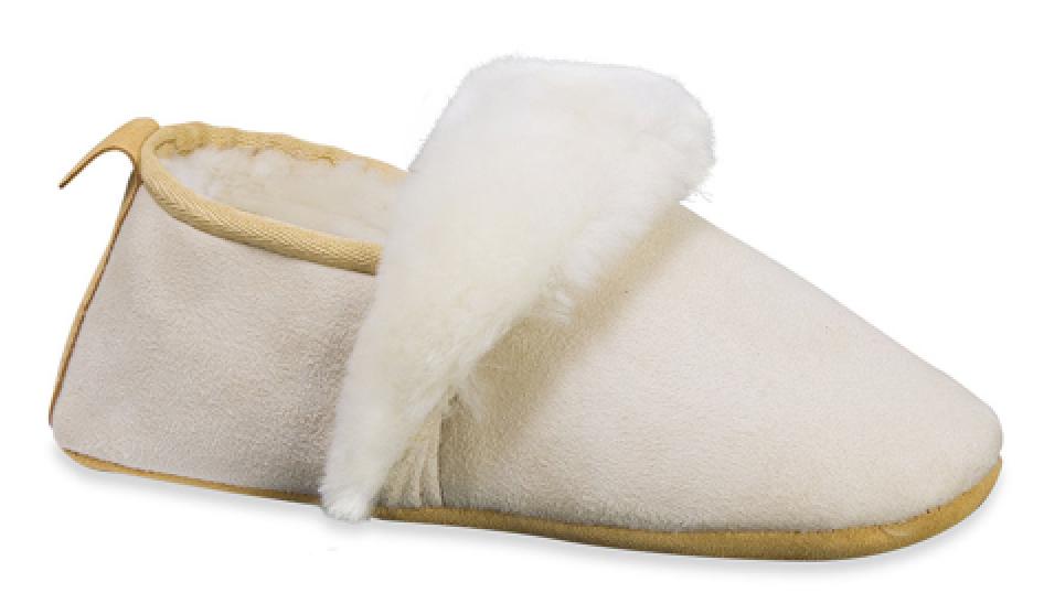 100% lamswollen pantoffel van Fellhof