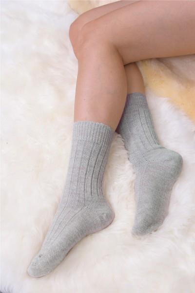 Fellhof alpaca-sokken dik