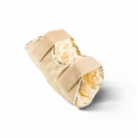 Kniebeschermer van lamswol